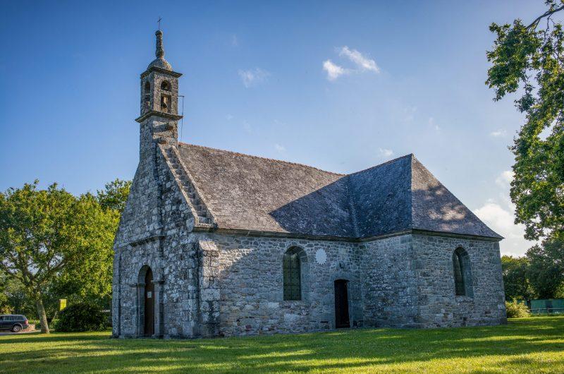 Chapelle de Kerbader – Mousterlin – Fouesnant