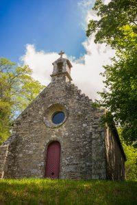 La chapelle de Péniti à La Forêt-Fouesnant