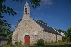 La chapelle Saint-Sébastien à Fouesnant