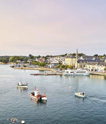 Le vieux port, Bénodet