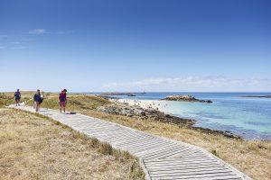 Balade autour de l'île Saint-Nicolas