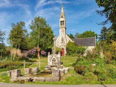 Chapelle du Drennec Clohars Fouesnant