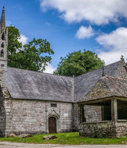 Chapelle Saint Cadou Gouesnach