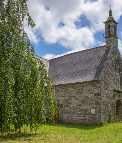 Chapelle Vray Secours Gouesnach