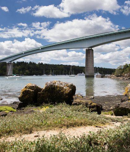 Le Pont de Cornouaille Clohars Fouesnant