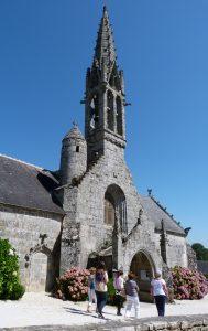 L'église Notre-Dame-d'Izel-Vor à La Forêt-Fouesnant