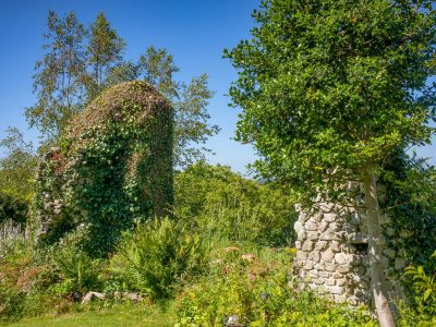 Les ruines de Cavardy