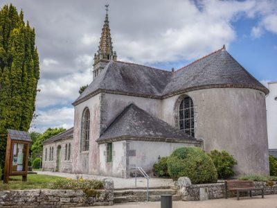 Église Saint-Pierre à Gouesnac'h