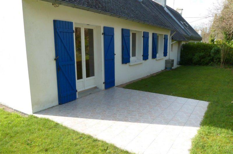Maison Mme Yvonne LE POCHER