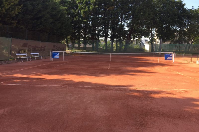 Tennis Club Fouesnantais (Beg-Meil)