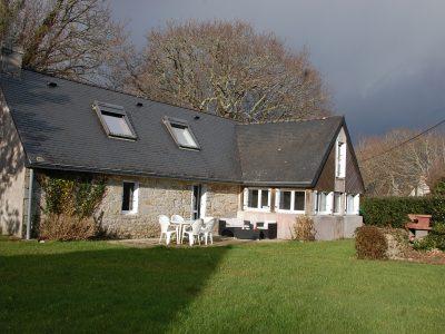 Maison Mme Marie-Thérèse DE RODELLEC DU PORZIC