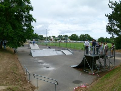 Skate Park 5 Modules