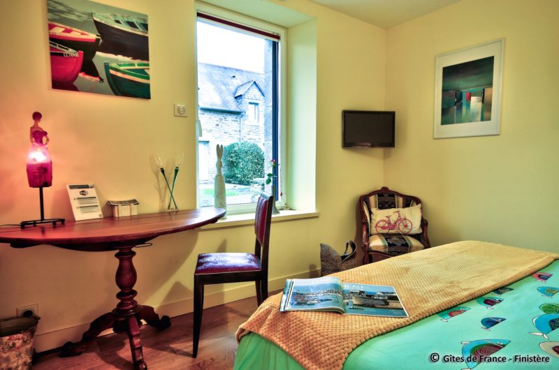 Chambre d'hôtes spacieuse
