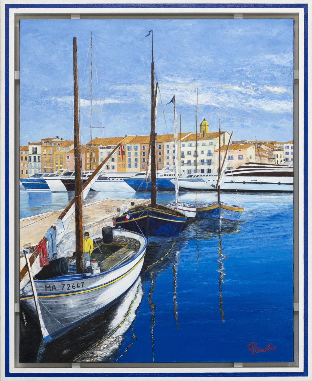 Musée du Bord de Mer : PEROTO (Maurice PERROTEAU)