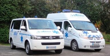 Ambulance Taxi Garrec