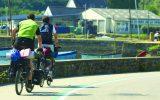 Vélo au Vieux Port