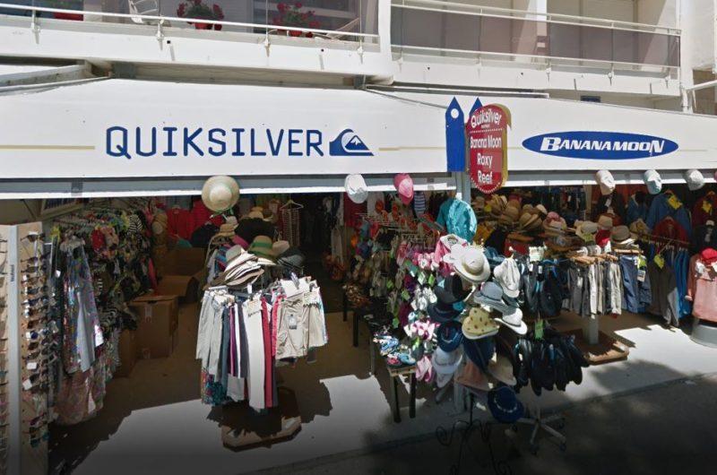 Boutique Quiksilver