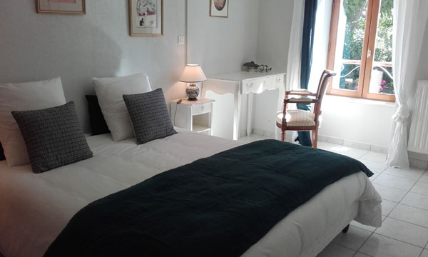 Chambre appartement amiral