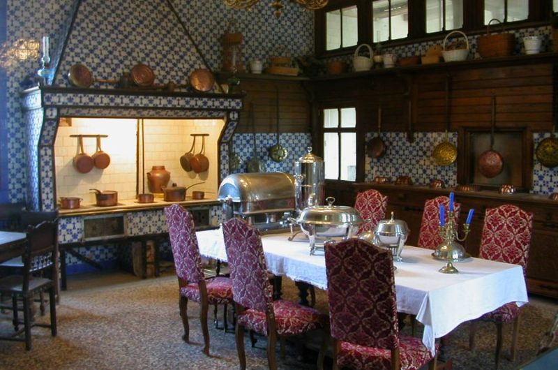 Château de Keriolet Cuisine