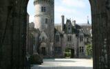 Chateau de Kériolet cour intérieure