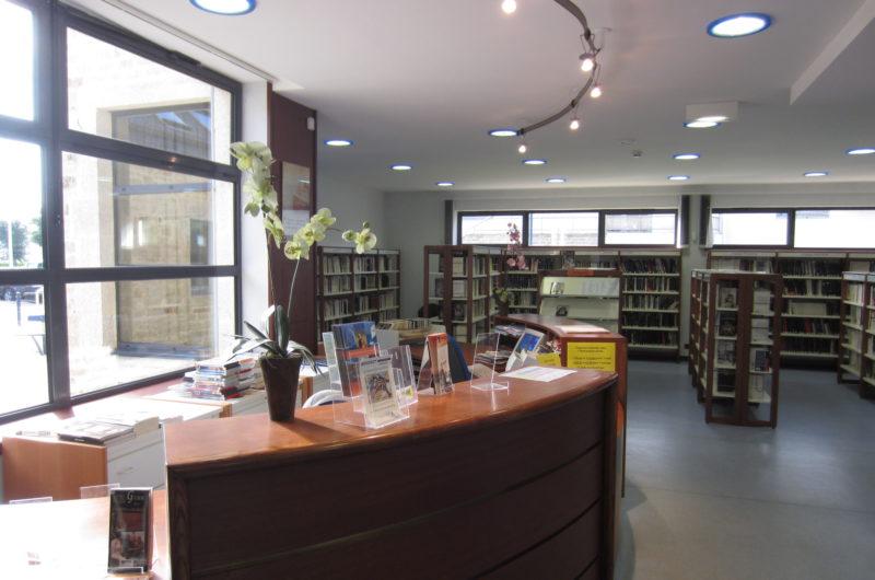 Bibliothèque Bénodet 2