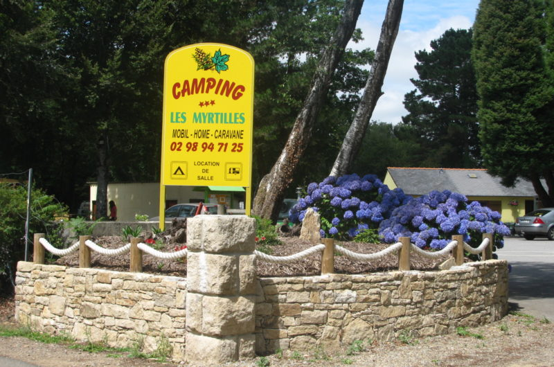Camping Les Myrtilles