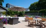 Terrasse-piscine