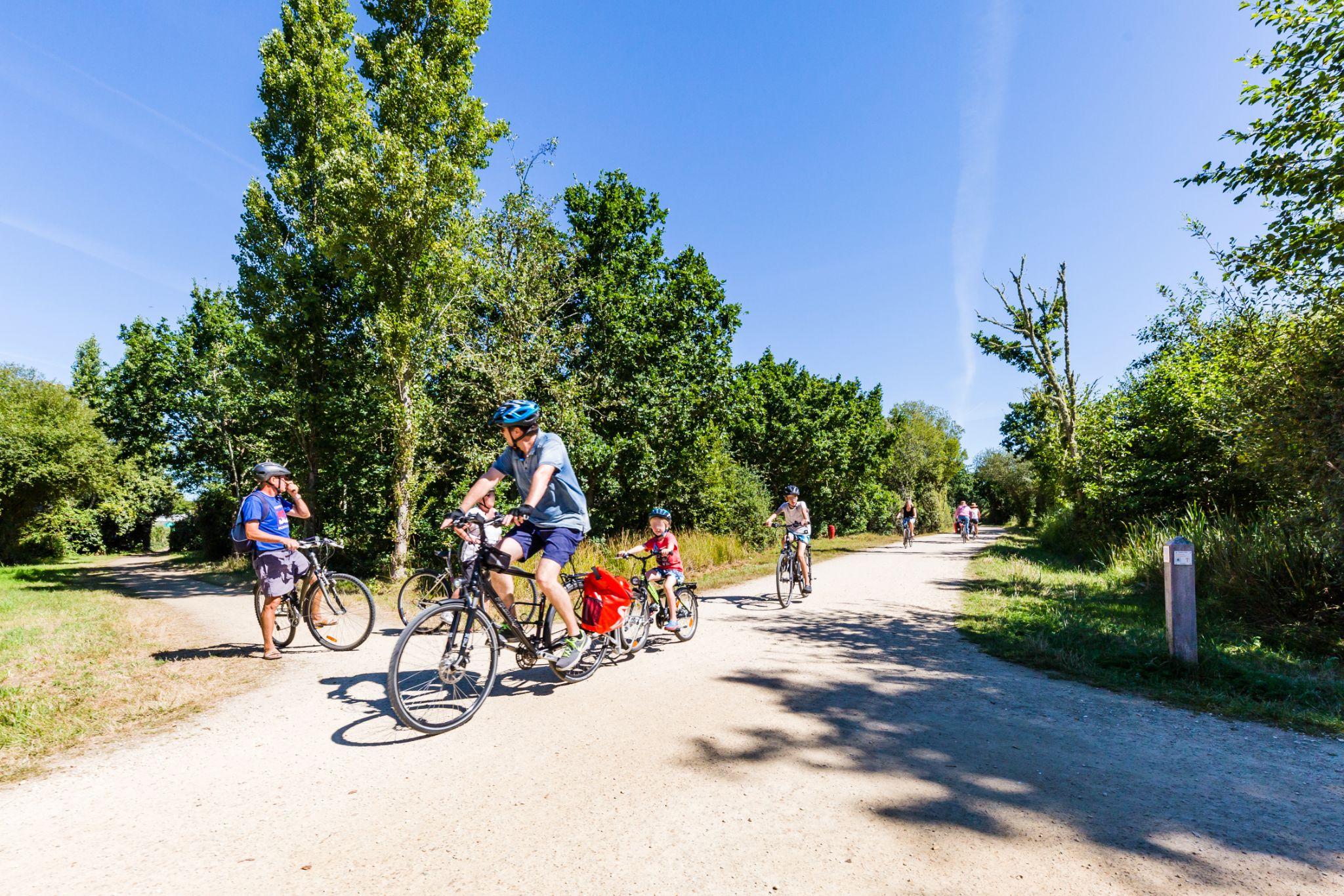 Pourquoi pas… tester les balades à vélo