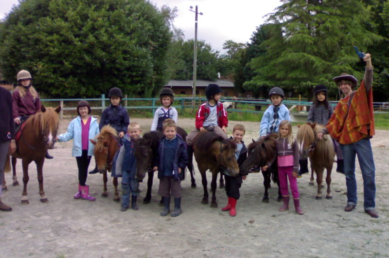 Les Oliviers Equitation
