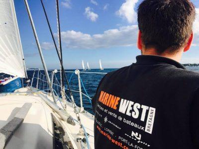 Marine West – Port La Forêt – location de bateaux