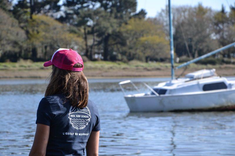 T-shirt heol surf