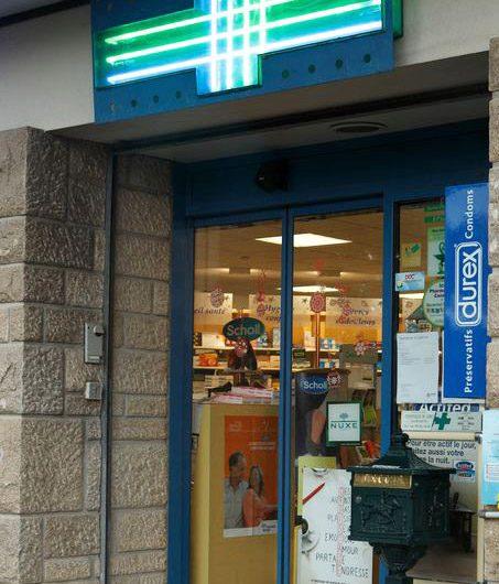 Pharmacie de Beg-Meil